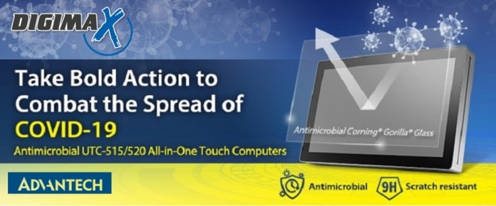 Touch Antibatterico All-in-One