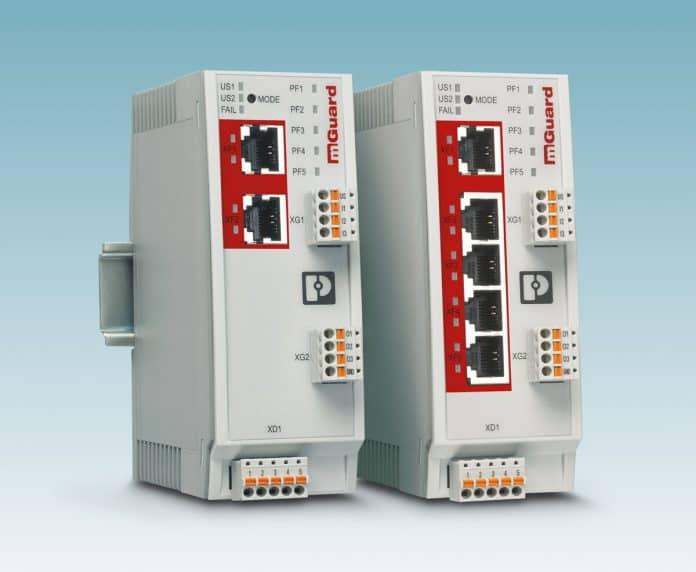 Router di sicurezza: protezione semplice per reti industriali