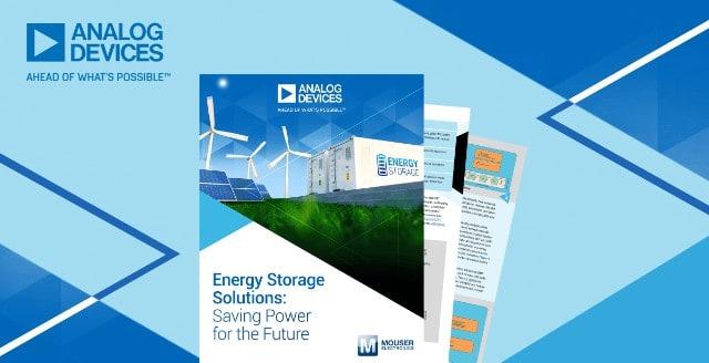 eBook: l'importanza delle soluzioni di accumulo dell'energia