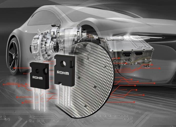 La quarta generazione di nuovi MOSFET SiC