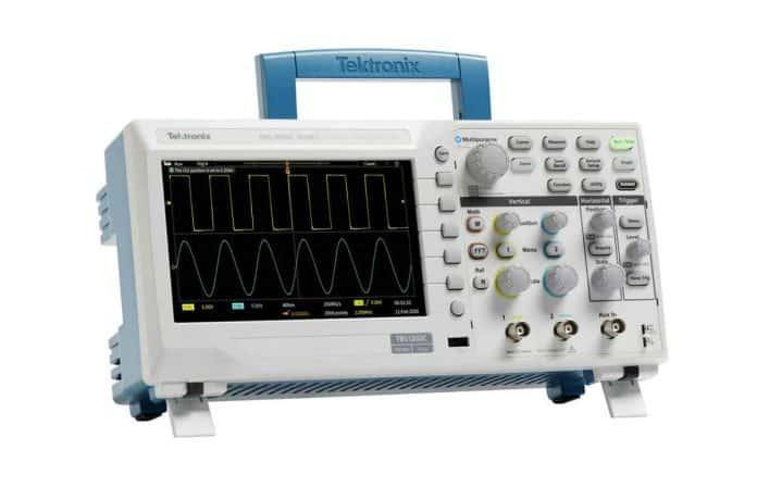 Nuovo oscilloscopio digitale TBS1000C