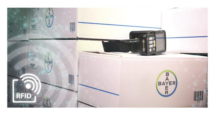 RFID nella catena distributiva farmaceutica