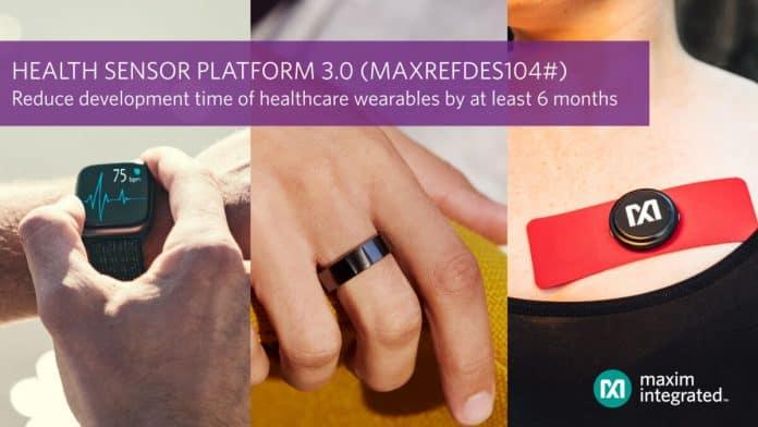 Health Sensor Platform 3.0 riduce il tempo di sviluppo dei dispositivi medicali