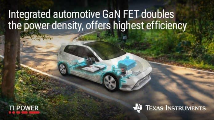 Il primo FET GaN che integra driver, protezione e gestione attiva dell'alimentazione