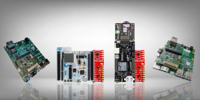 Security Starter Kit per realizzare e fornire dispositivi IoT sicuri