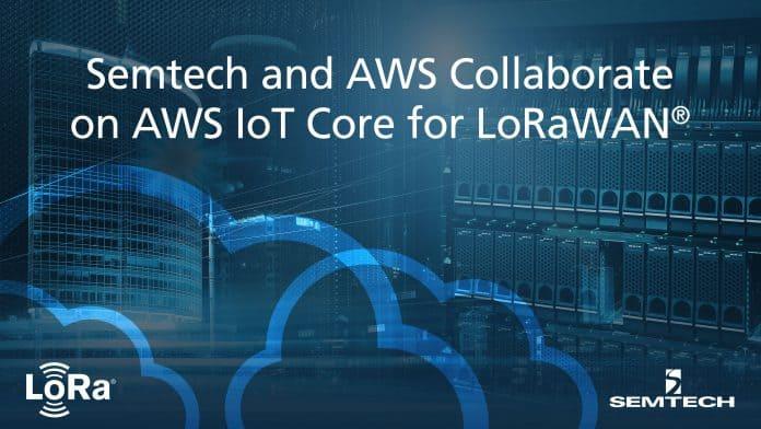 AWS IoT Core con LoRaWAN
