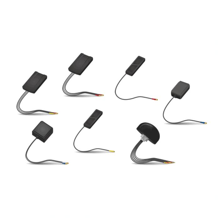 Robuste antenne esterne ad alte prestazioni