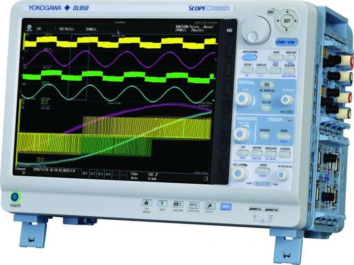 DL950 ScopeCorder: sistemi di acquisizione dati ad alta velocità