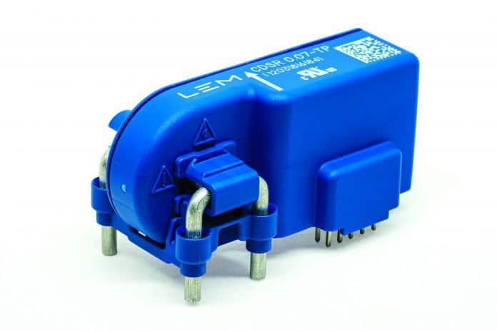Sensore per le dispersioni di corrente nelle stazioni di ricarica