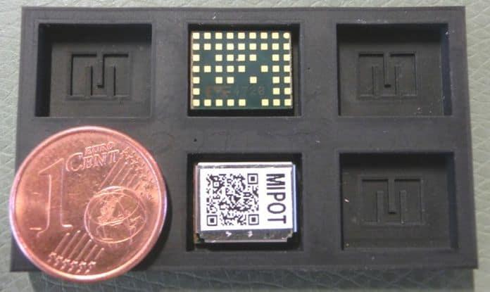 Moduli wireless MiP ultracompatti ad alte prestazioni