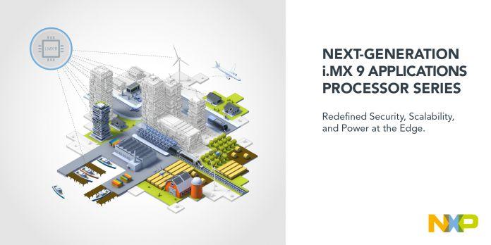 Processori i.MX per il settore industriale e IoT Edge