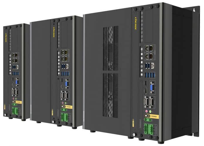 Nuovo sistema embedded con supporto dual GPU
