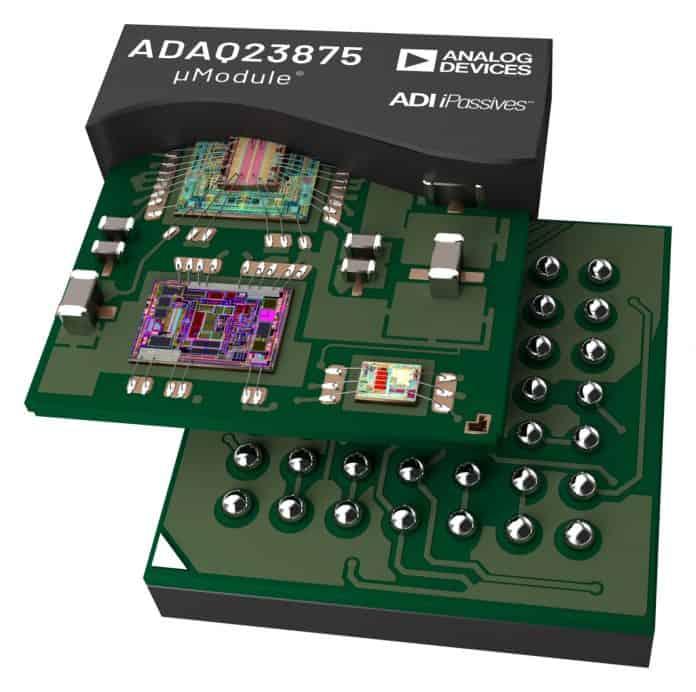 La soluzione DAQ uModule di precisione e ad alta velocità consente di ridurre ingombro