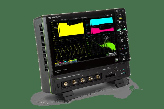 Prossima generazione di oscilloscopi ad alta definizione