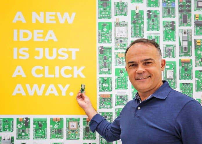 1000a Click board con il lancio di EtherCAT Click