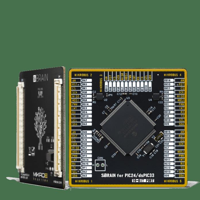 SiBRAIN, il nuovo standard per lo sviluppo di microcontroller