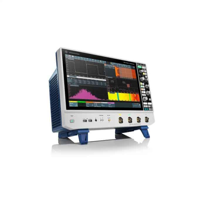I nuovi oscilloscopi R&S RTO6