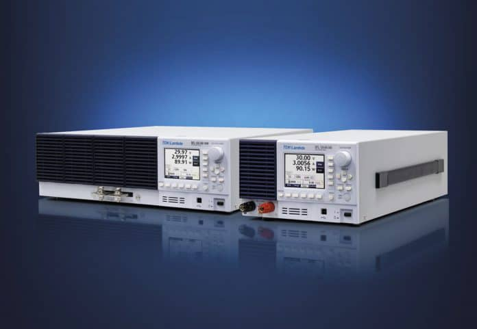 Carichi elettronici programmabili DC da 300W e 1000W