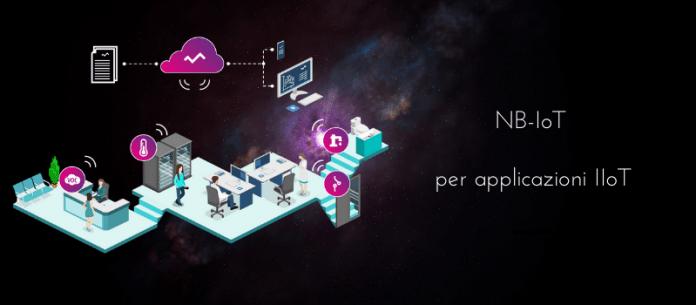 Cos'è la tecnologia NB-IoT e le applicazioni IIoT