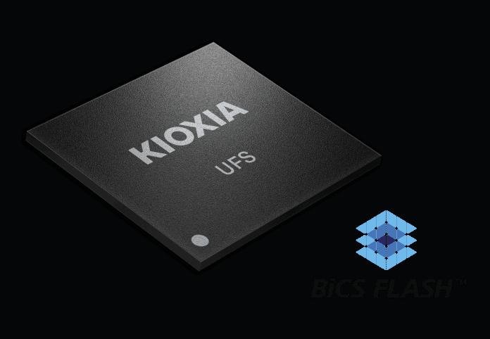 Dispositivi di memoria flash 3D BiCS FLASH con velocità più elevate
