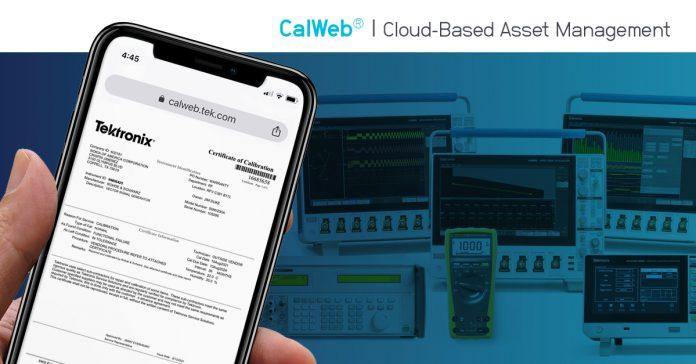 Nuove funzionalità per il software di gestione degli asset CalWeb